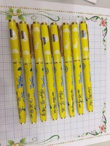bút cho học sinh lớp 1