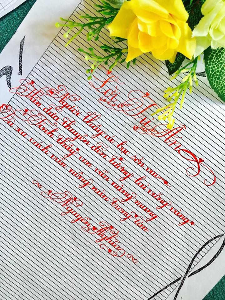 luyện viết chữ đẹp