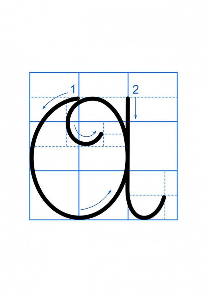 mẫu chữ cho học sinh lớp 1