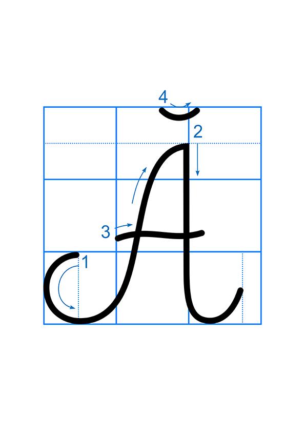 mẫu chữ tập viết
