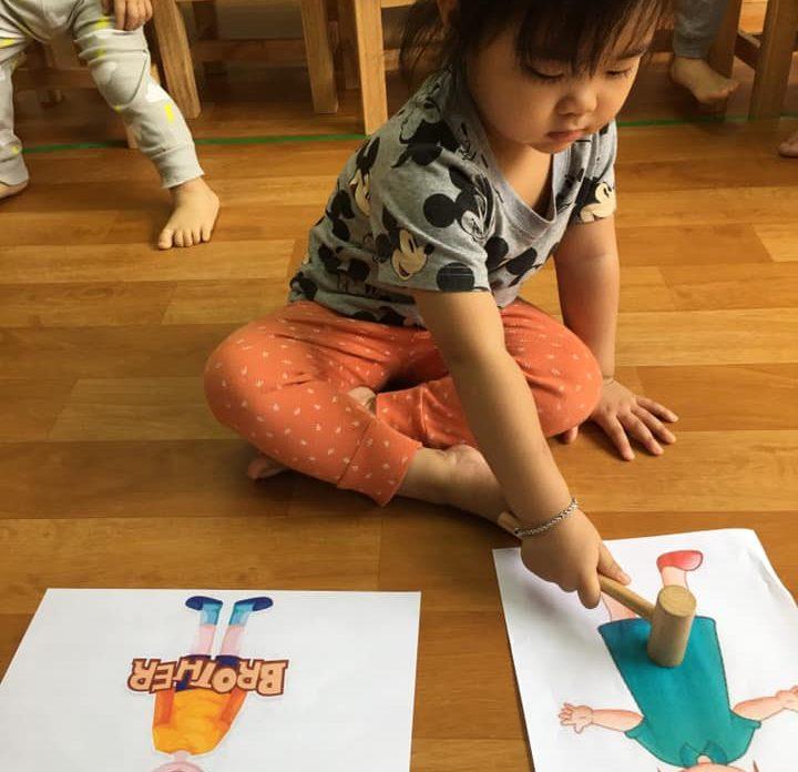 phương pháp giáo dục sớm